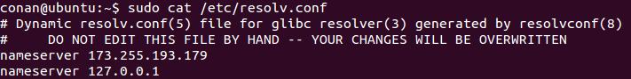 linux-dns