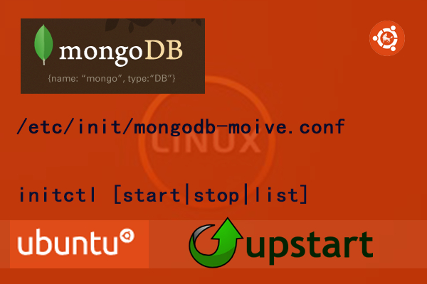 upstart-mongodb