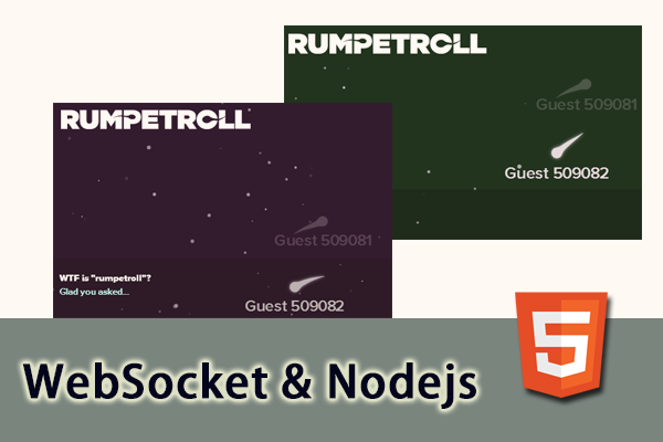 nodejs-websocket