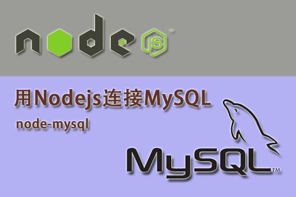 nodejs-mysql