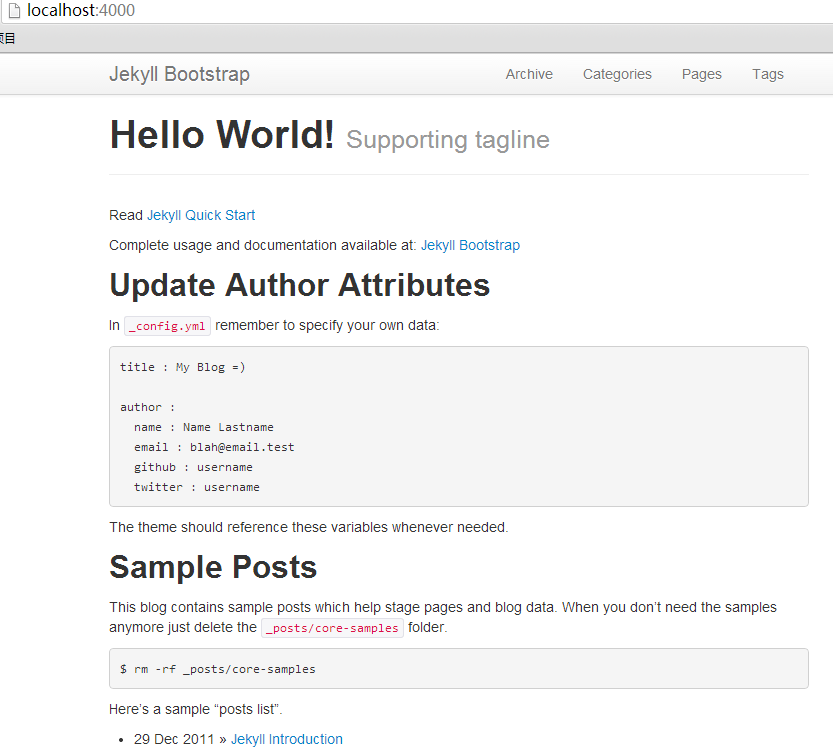 jekyll-bootstrap-web
